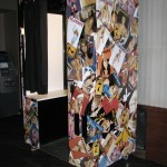 Photo Booth Express Custom Playboy Photo Booth